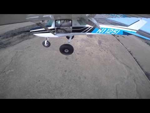 Flying Wild Kansas - STOL Cessna 150/150