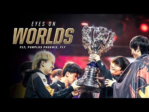 Eyes on Worlds: Fly, FunPlus Phoenix, Fly (2019)