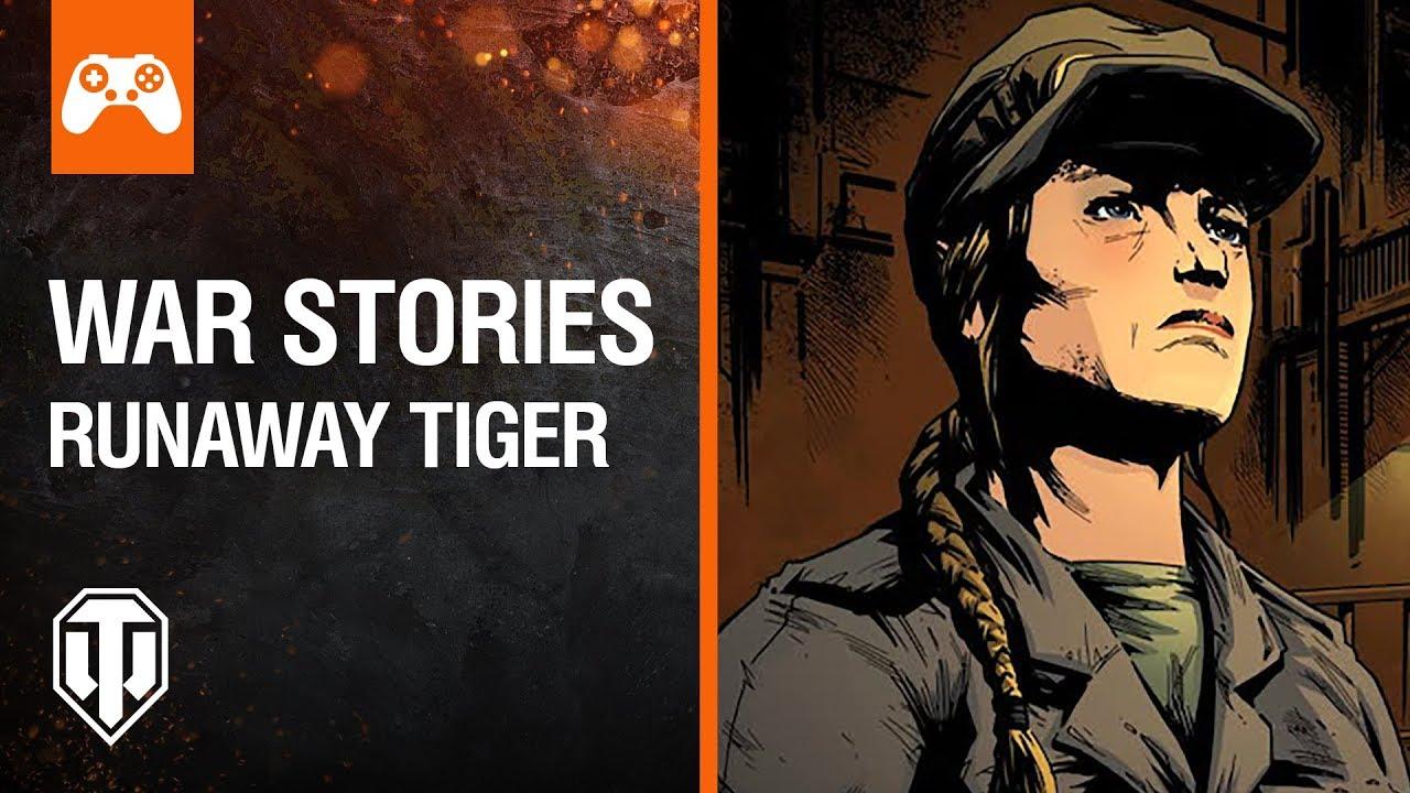 Runaway Tiger Disponibile Adesso su Console