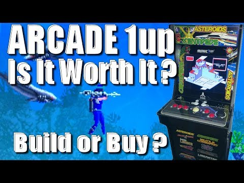 Arcade 1Up - Is It Worth It? - Greg's Game Room