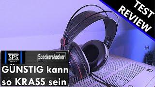 Günstiger Kopfhörer im Test | Review | Soundcheck | Der günstige Kopfhörer Superlux HD681 haut rein