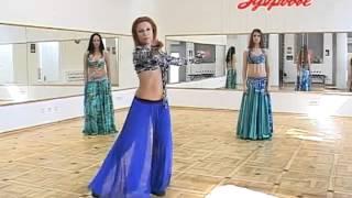 Восточные танцы   урок № 1 Bellydance Штаб-квартира, Одесса