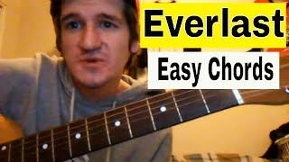 How To Play 'Ends' - Everlast - Easy Acoustic Guitar Tutorial/Lesson