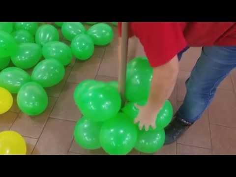 Balões para festa infantil