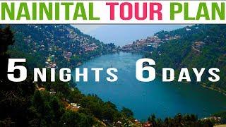 Nainital Tour Plan