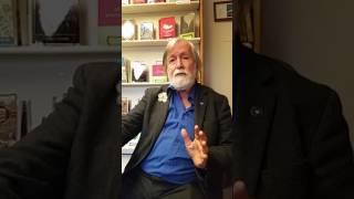 Gordon Edwards on the Problem of Radioactive Nuclear Waste
