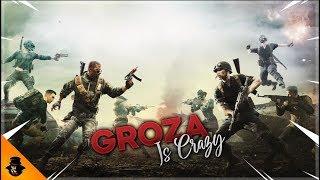 GROZA IS CRAZY | STR乛KarmaYT | Facecam on 150k | PUBG Mobile 0.14