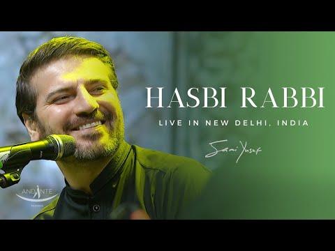 Sami Yusuf - Hasbi Rabbi (Live in New Delhi, INDIA)