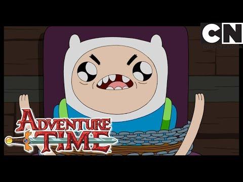 Adventure Time | Hug Wolf | Cartoon Network
