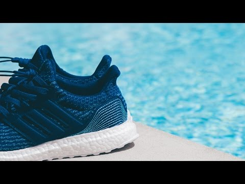 UNBOXING PARLEY ADIDAS ULTRA BOOST 2017