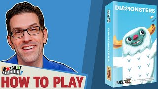 Diamonsters - How To Play