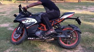 KTM RC16 MotoGP Race Stunt Bike On The Grid For Video 2017