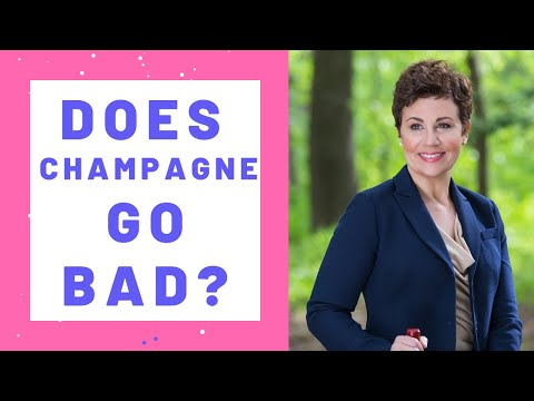 Does Champagne Go Bad?