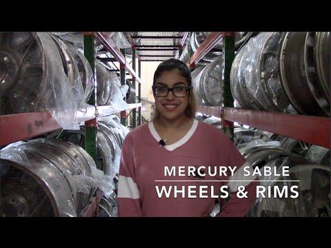 Factory Original Mercury Sable Wheels & Mercury Sable Rims – OriginalWheels.com