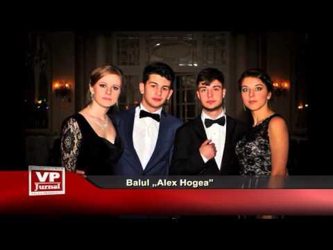 """Balul """"Alex Hogea"""""""