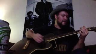 Hit The City - Mark Lanegan Cover - guitar vocals
