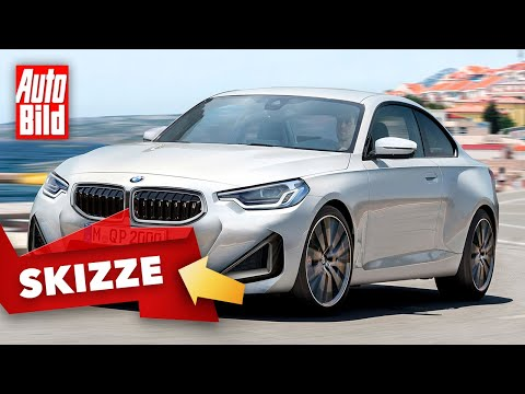 BMW 2er Coupé (2021): Neuvorstellung - Skizze - Motor - Antrieb - Info