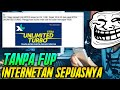 Trik Paket XL Unlimited Internetan Sepuasnya (XL Unlimited Turbo)