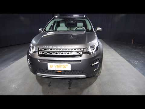 Land Rover DISCOVERY SPORT 2,0 TD4 180 HSE A, Maastoauto, Automaatti, Diesel, Neliveto, GLO-234