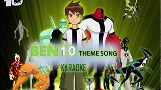 Ben 10 Theme Song - Imitator Tots