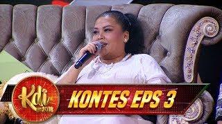 """Master Bertha Untuk Cut """"Suaranya RNB Bgt """" - Kontes KDI Eps 3 (8/8)"""
