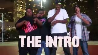 The Intro Music Video feat Str8 Money Kdog, Str8 Money Gt, Jt aka Face, and Gutta