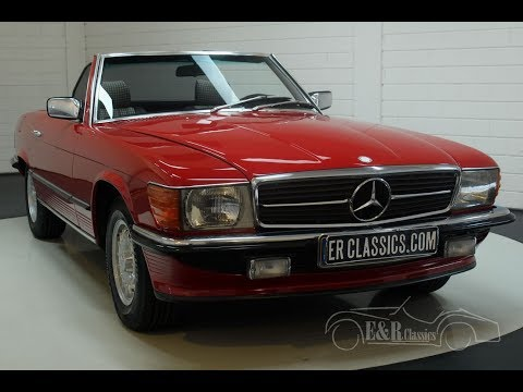 Video of 1985 380SL Offered by E & R Classics - R1DJ
