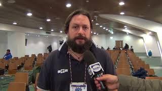 Intervista a Mattia Gomiero - Presidente della Lega Italiana Beach Rugby