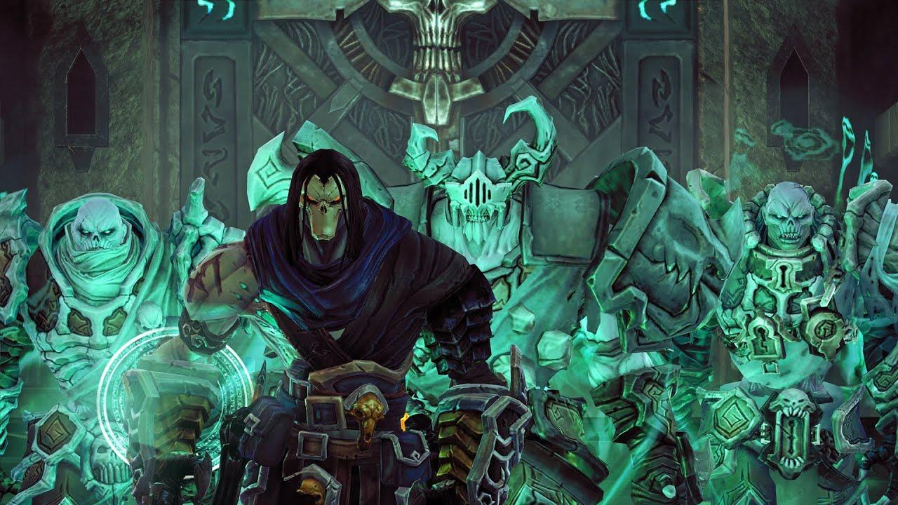 The Creatures of Darksiders II Welcome Death