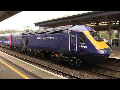 43056 'The Royal British Legion' at Newton Abbot with ex-wor…