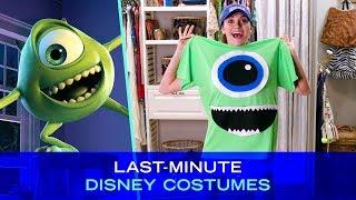 Last-Minute Disney And Disney•Pixar-Inspired Costumes | Disney Style