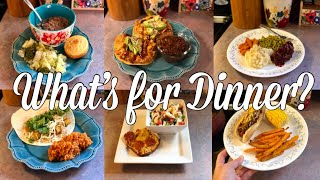 What's for Dinner?  Easy & Budget Friendly Family Meal Ideas  July 22-28, 2019