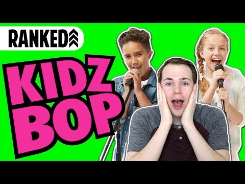 Every Kidz Bop Album Ranked WORST to BEST
