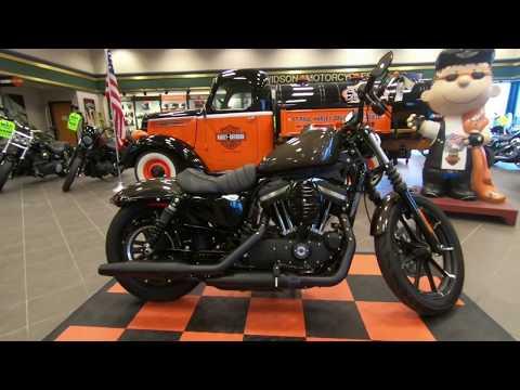 2020 Harley-Davidson Iron 883 Sportster XL883