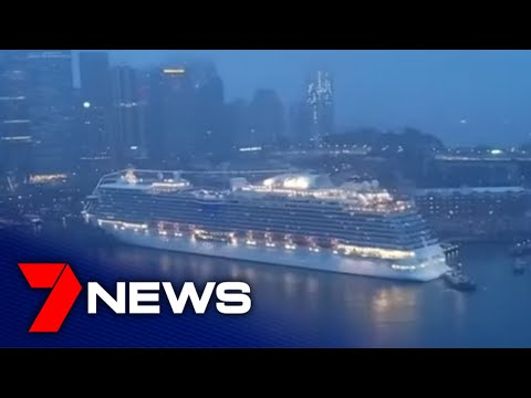 One of the busiest cruise seasons on record kicks off | 7NEWS