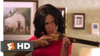 Almost Christmas (2017)   Inviting The Mistress To Dinner Scene (810) | Movieclips