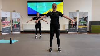 video: Join in with free online PE lessons: HIIT workout