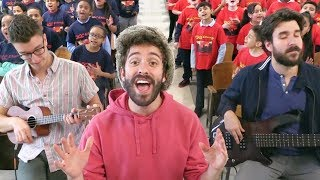 """100 Bad Days"" AJR ft. PS22 Chorus"