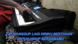 AKHIR SEBUAH CERITA   Karaoke    PSR A2000
