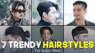 7 Trendy Hairstyles For Asian Men In 2020