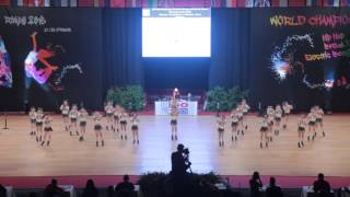 UDS KIDS | Children Formations | IDO World Hip Hop Championship 2015