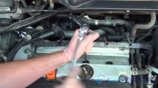 Spark Plug Replacement Honda Element