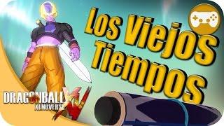 RECORDANDO VIEJOS TIEMPOS   DRAGON BALL XENOVERSE