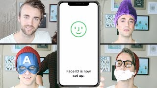 iPhone X - PUTTING FACE ID TO THE ULTIMATE TEST