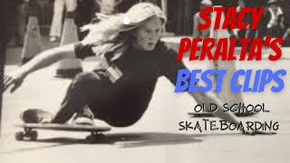 Stacy Peralta's Best Clips (Old School Skateboarding)
