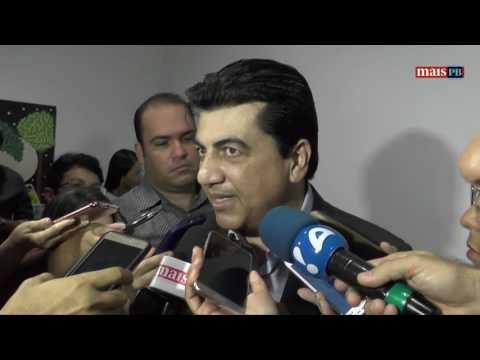 Manoel Júnior diz que o PMDB foi 'humilhado' por Ricardo Coutinho
