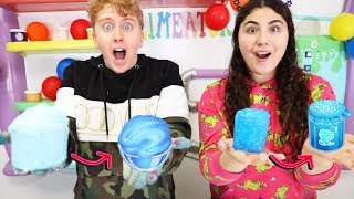 WHO CAN REPLICATE THIS SLIME THE BEST CHALLENGE! Slimeatory #599.1