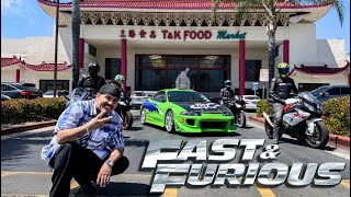 "WE TOUR FAST & FURIOUS LOCATIONS WITH ""HECTOR"" *JOHNNY TRAN DESTROYS ECLIPSE*"