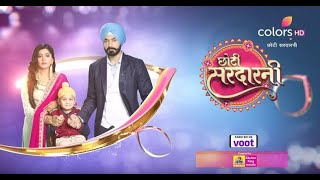 Rishtey Dilo Ne | Choti Sardaarni | Title Song (Lyrics) | Colors Tv