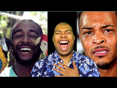 The Allegedly Show: Omarion Stops Lil Fizz bag,  T.I.  & Tiny vs Red Table Talk & Celebrity Gossip